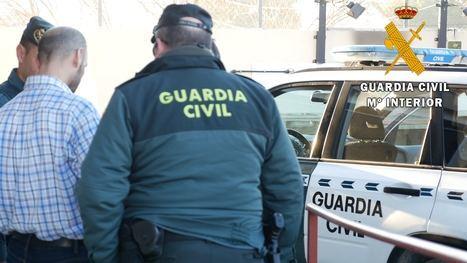 Detenido por la Guardia Civil tras perseguirle por asaltar a una menor a la que oyeron gritar