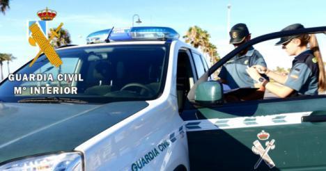 Detenido por una apropiación indebida y tres asaltos a un mismo comercio de Roquetas