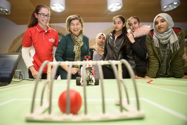 El Parque de las Familias el sábado un taller infantil de robótica