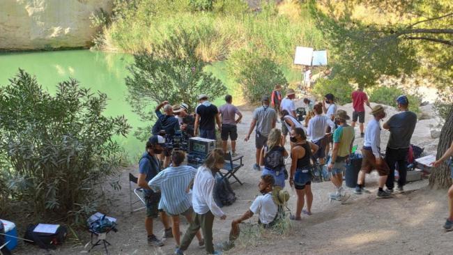El municipio murciano de Mula disputa a Almería el rodaje de series