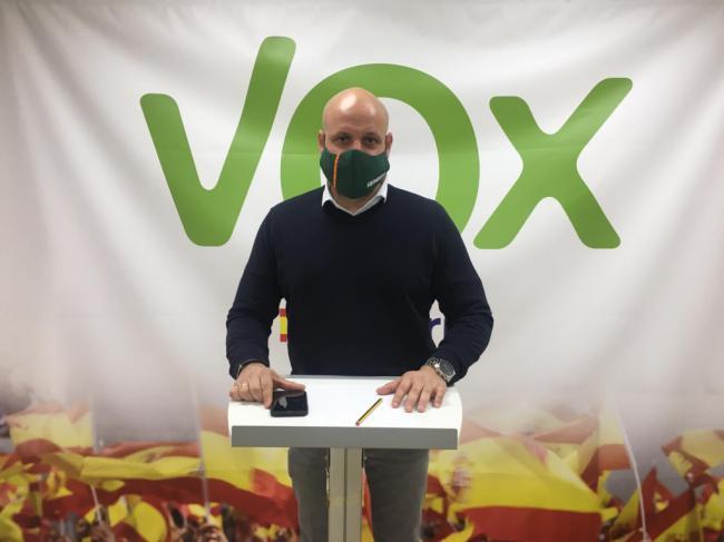 Vox amenaza al Gobierno andaluz con los asuntos de inmigración