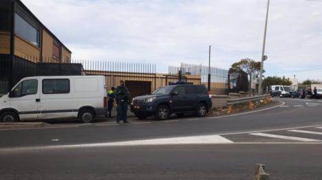 Ocho toneladas de hachís y 23 detenidos en la macrooperación contra el narcotráfico en el Poniente