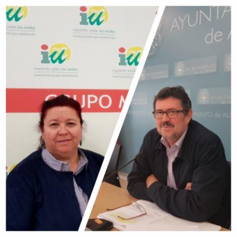 """Sagarra: """"Amalia Román es quien tiene la legitimidad política de IU"""""""