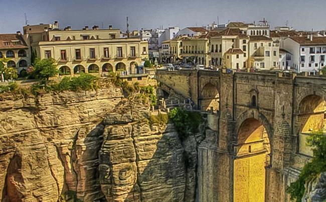 Málaga será el destino para Los Mayores De Vícar