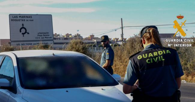 Cuatro detenidos por el asalto a punta de pistola de una tienda de móviles en el Parador