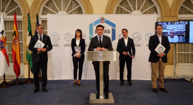 111,4 millones de euros para recuperar la provincia de Almería
