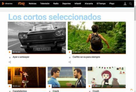 RTVE.es abre la votación para elegir el mejor corto iberoamericano de FICAL