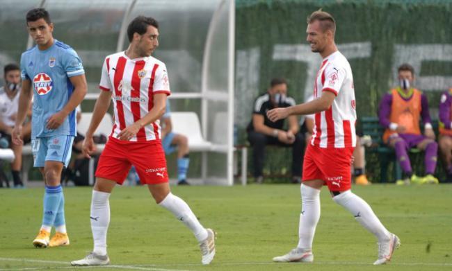 2-1: Ensayo con triunfo del Almería con Samú y Petroiv como claves
