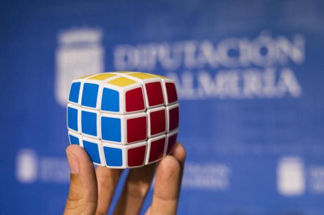 I Campeonato de cubo de Rubik de Almería 'Indalopen 2019'