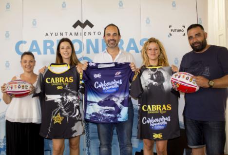 Carboneras acogerá el mejor rugby de España este fin de semana
