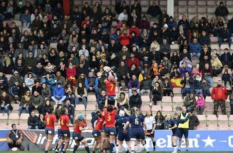 Escocia asalta el Juan Rojas (12-36) y España ya mira al Europeo