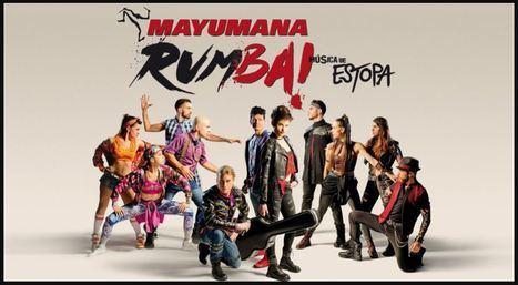 Mayumana llega a El Ejido con cuatro funciones de su espectáculo de teatro musical 'Rumba!'