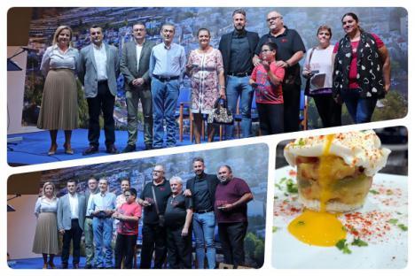 El Mesón Andalucía gana la XIII Ruta de la Tapa de Berja