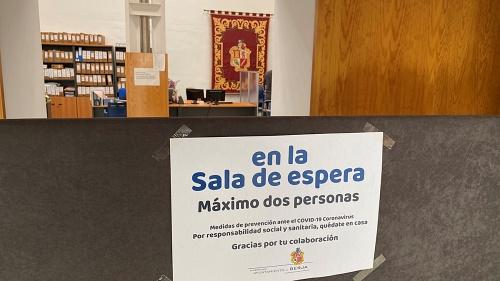 El Ayuntamiento de Berja tramitará el certificado electrónico con cita previa