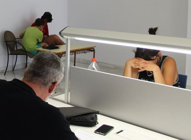 La Sala de Estudio de Almerimar reabre el 6 de julio con un 65% de su aforo
