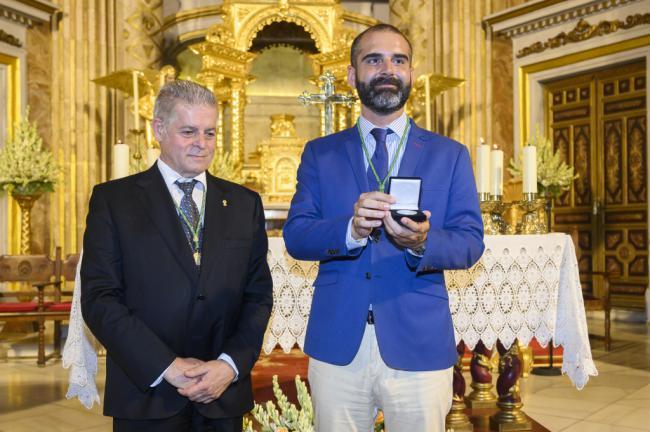 Medalla del 500 Aniversario de la Virgen del Mar al Ayuntamiento