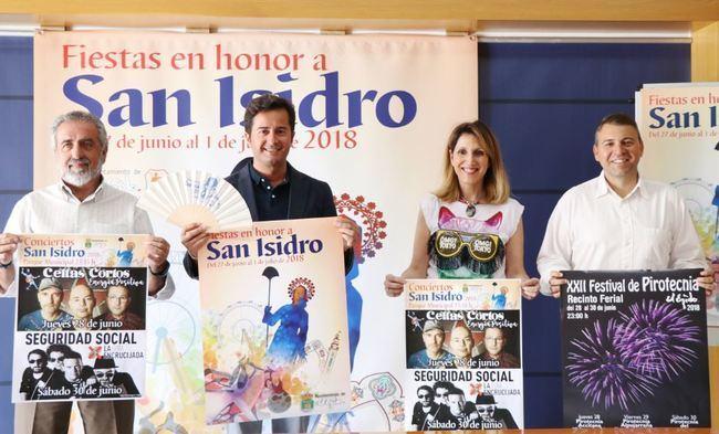 Las Fiestas en honor a San Isidro consolidan el nuevo modelo de Feria del Ayuntamiento de El Ejido