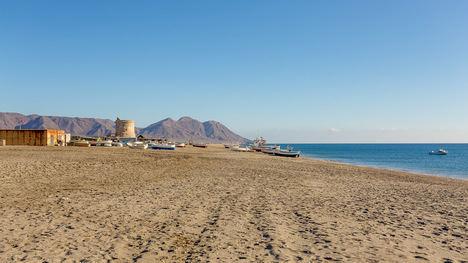 29 Banderas Azules para la 'Costa de Almería'