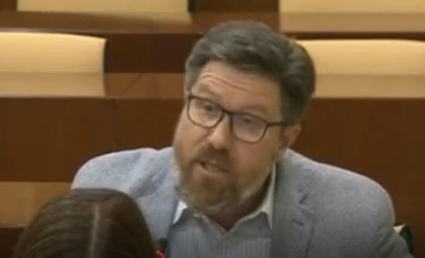 Sánchez Haro no se entera del tiempo dedicado por la RTVA a la crisis del PP de Granada