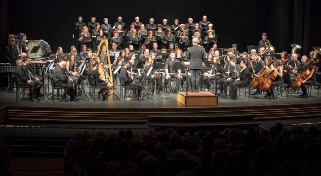 El Maestro Padilla recibe la novena edición del Festival de Bandas Juveniles San Indalecio