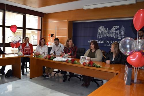 El comercio de El Ejido quiere convertir San Valentín en un reclamo