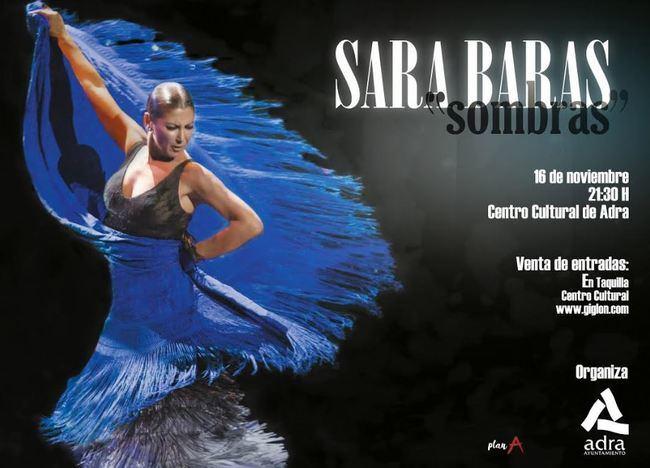 Sara Baras llega a Adra en el Día Internacional del Flamenco