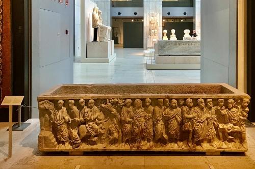El Ayuntamiento de Berja destaca el sarcófago paleocristiano en el Día Internacional de los Museos
