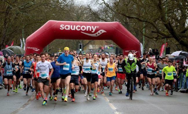 Saucony busca atletas para patrocinar en el medio maratón