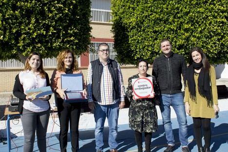 El CEIP Federico García Lorca de Carboneras elegido por Save the Children como Centro Embajador