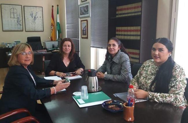 La Fundación del Secretariado Gitano atiende a las mujeres con CALI