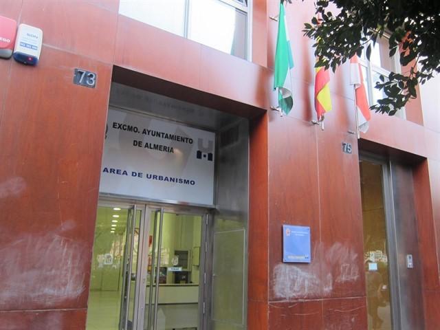 Detenidos un policía local de Urbanismo del Ayuntamiento de Almeria y un arquitecto