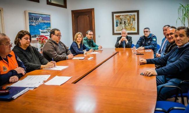 Reunión del dispositivo especial para Las Moragas 2019