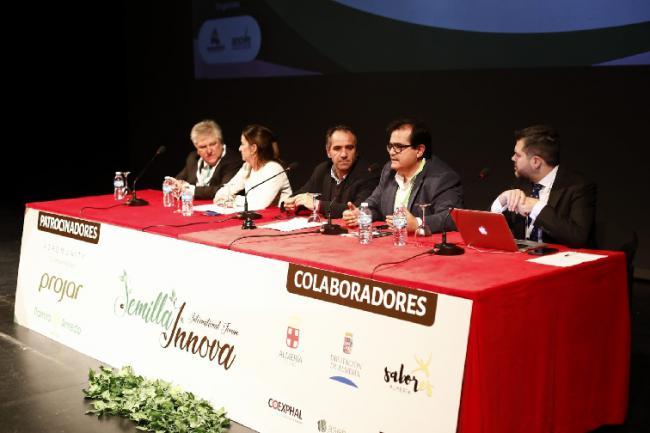 'Semilla Innova' reúne a 500 expertos en innovación agraria en Almería