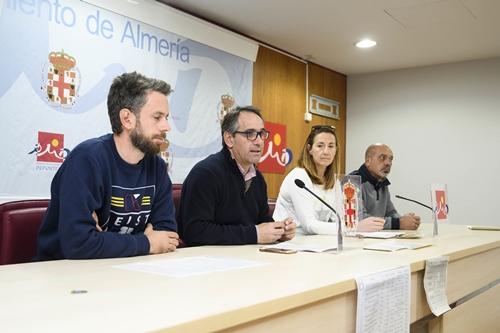 El PMD organiza 33 rutas de senderismo por Almería y su provincia