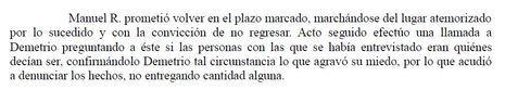Exjefe de los abogados del Estado en Almería confirmó en falso a una víctima que sus extorsionadores eran del CNI
