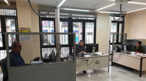 Las 13 oficinas del SEPE en Almería se paralizan por un virus informático