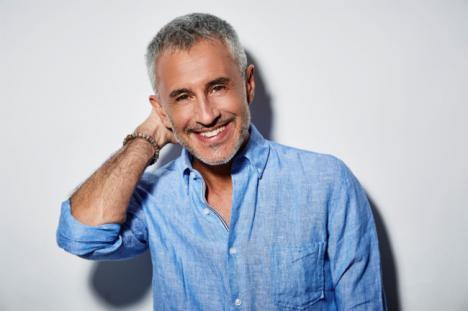 Sergio Dalma ofrece este sábado un concierto en el Teatro Auditorio de Roquetas de Mar
