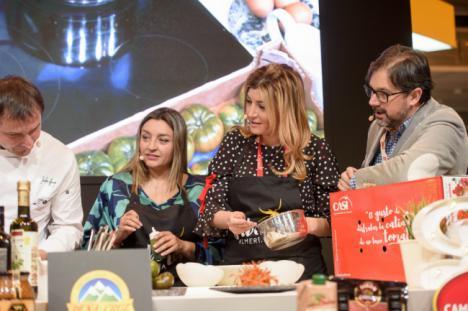 Almería 2019 sorprende en el Salón de Gourmets de Madrid