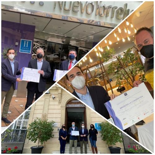 Más de 27 empresas de Almería obtienen el certificado de calidad turística SICTED