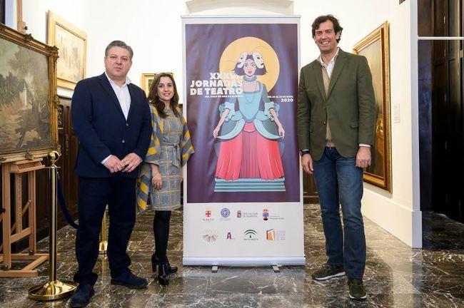 Las XXXVII Jornadas de Teatro del Siglo de Oro serán del 20 al 26 de abril
