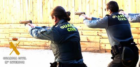 La Guardia Civil adiestra a los Monitores del Sistema de Intervención Operativa
