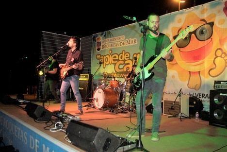 Los almerienses de Solonadie presentan 'Reset' en la Urbanización de Roquetas de Mar