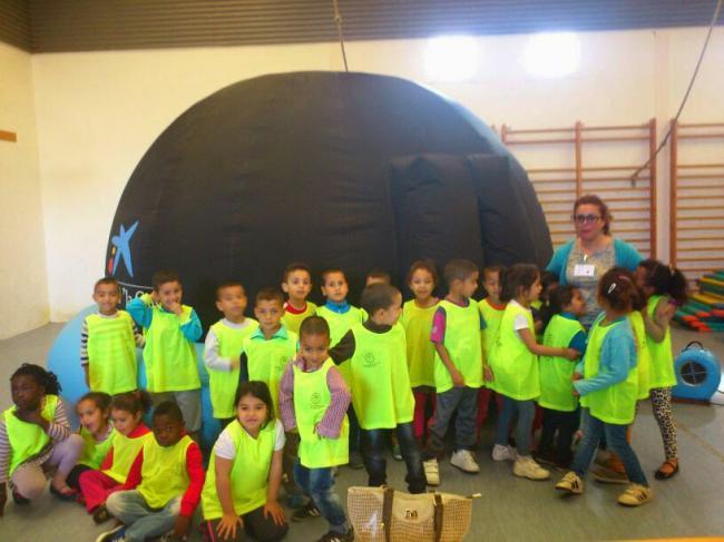 La Escuela Infantil Sol de Portocarrero de Las Norias, primer premio a la Promoción de la Cultura de Paz y la Convivencia Escolar