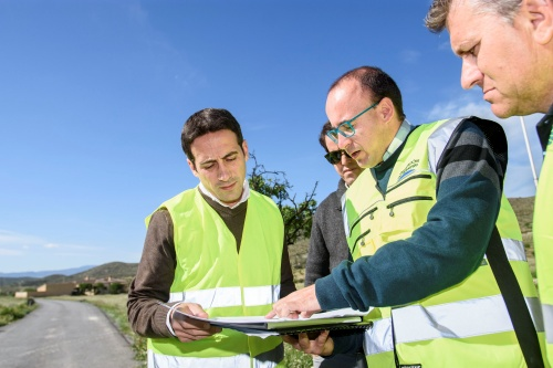 Diputación garantiza con sondeo el abastecimiento hídrico de Chercos