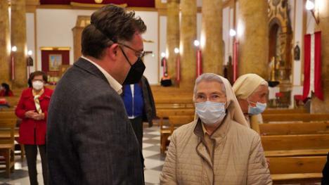Sor Pilar Burgos pregonará la Semana Santa de Berja 2021