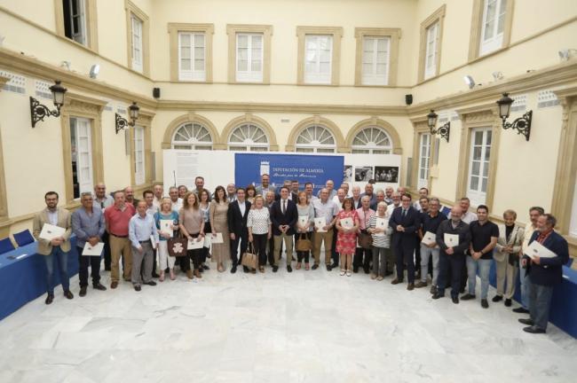 Diputación entrega 520.000 euros en subvenciones a municipios con menos de 1.000 habitantes