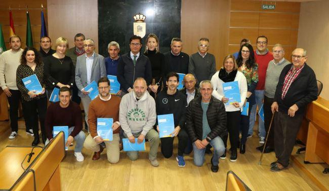 Un 20% más en subvenciones a los clubes deportivos de El Ejido