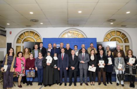Diputación entrega el segundo bloque de ayudas sociales a 18 ONG de Almería