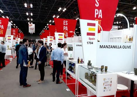 Almería es la penúltima de Andalucía en exportaciones a EEUU