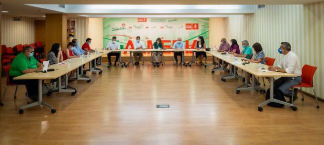 Díaz pide a Moreno más rastreadores COVID19 aunque Andalucía es la que más tiene